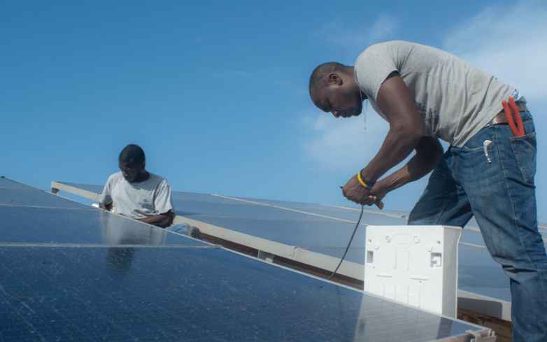 St. Louis Du Nord Hospital In Haiti Transitions To Reliable, Clean Energy With Sigora Solar
